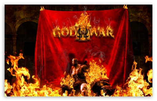 Download God Of War UltraHD Wallpaper