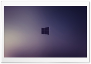 Windows 10 Minimal Wide