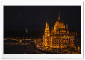 Budapest Night Photography