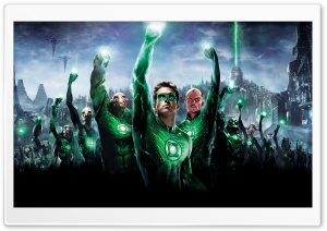 Green Lantern Movie 2011