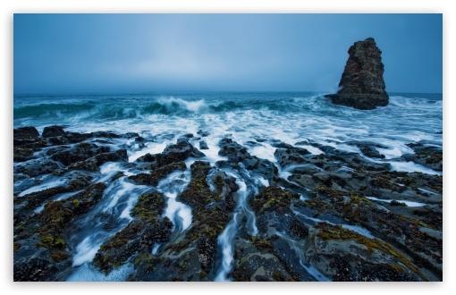 Download Davenport Beach, California UltraHD Wallpaper