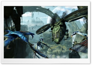 Avatar 3D 2009 Game Screenshot 3