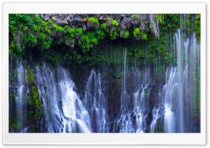 Mcarthur Burney Falls...