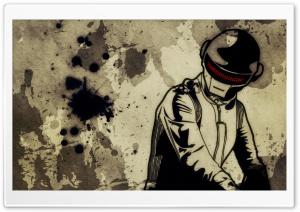 Daft Punk Grunge Surface