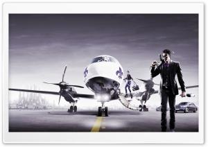 Saints Row The Third Private Jet