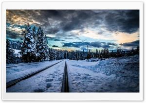 Railroad, Winter