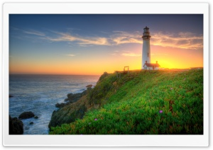 Pigeon Point Lighthouse,...
