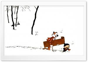 Calvin And Hobbes, Winter