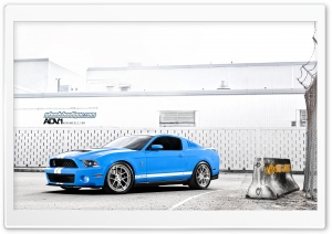 ADV.1 Ford Mustang Shelby...