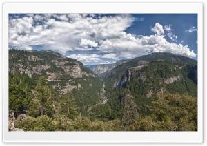 Yosemite Valley Viewpoint