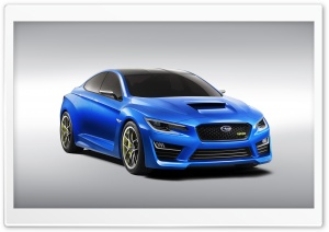 Subaru WRX Concept - 2013
