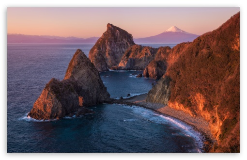 Download Mount Fuji UltraHD Wallpaper