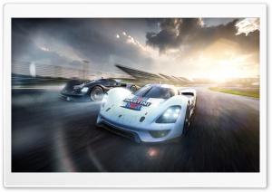 Porsche Vision GT Concept 2016