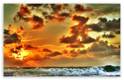 Download Sylt Beaches UltraHD Wallpaper