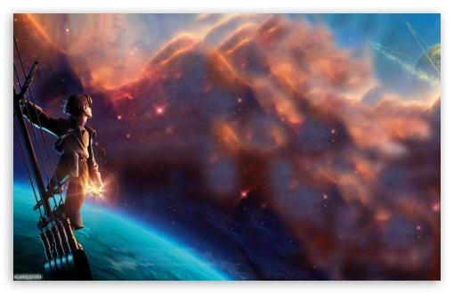 Download Treasure Planet (2002) UltraHD Wallpaper