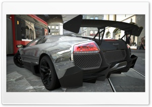 Lamborghini Murcielago...