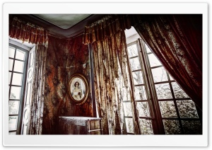 Chateau Scarry Room