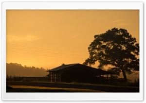 Barn Sunrise