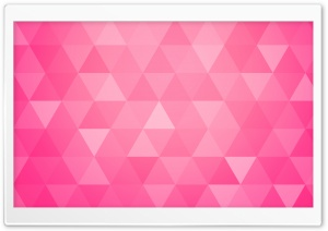 Bright Pink Abstract...