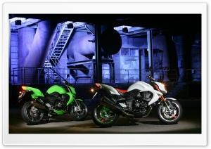 2008 Kawasaki Z1000 Motorcycles