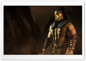 Scorpion, Mortal Kombat X game
