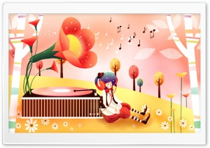 Childhood Fairytales Gramophone