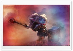 League Of Legends Poppy Edit