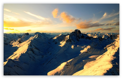 Download Mountain Scenery UltraHD Wallpaper