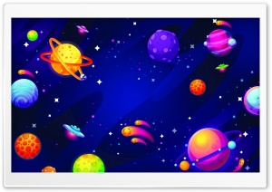 UFOs, Planets