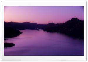 Violet Morning Light
