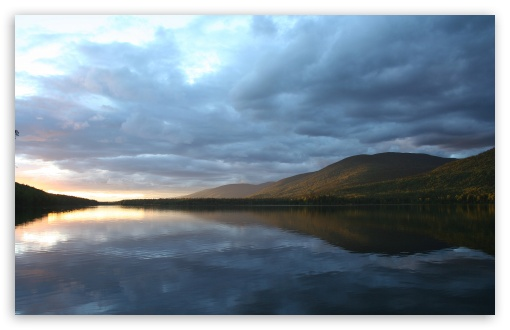 Download Morfee Lake, Mackenzie, British Columbia, Canada UltraHD Wallpaper