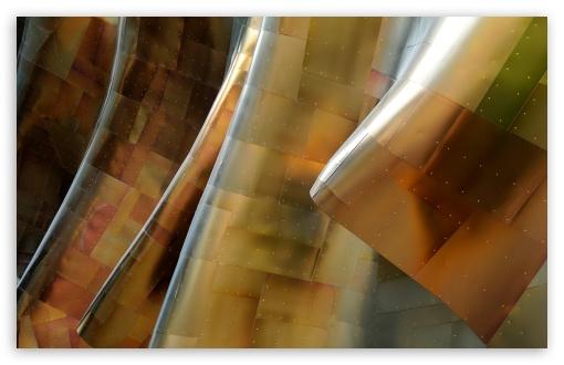 Download Guggenheim Museum Bilbao UltraHD Wallpaper
