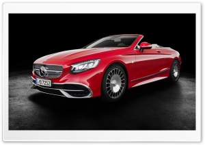 Mercedes Maybach S650...