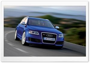 Audi RS6 Avant Car 7
