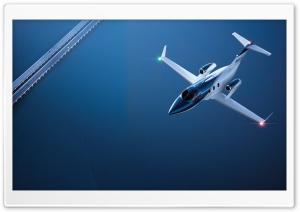 HondaJet In Flight