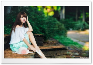 Cute Asian Girl Photography...
