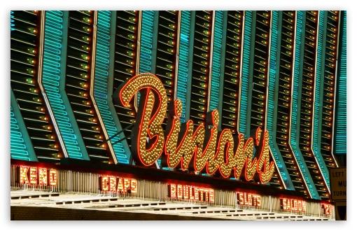Download Binion's Casino UltraHD Wallpaper