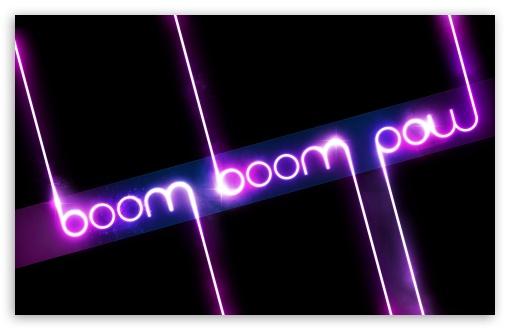 Download Boom UltraHD Wallpaper