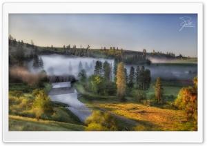 Morning at Palouse River