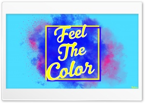 Feel The Color