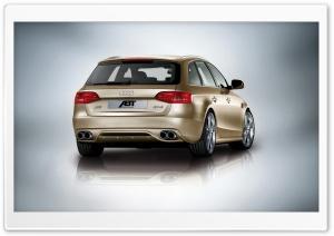 ABT Audi AS4 Avant Car 3