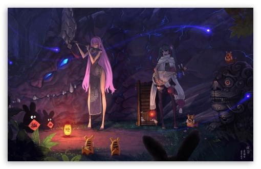 Download Hatsune Miku UltraHD Wallpaper