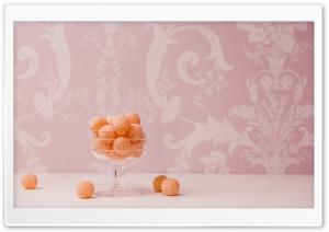 Coconut Orange Balls Dessert