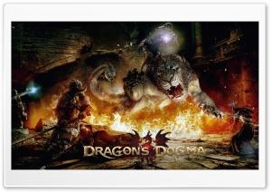 Dragon's Dogma Game
