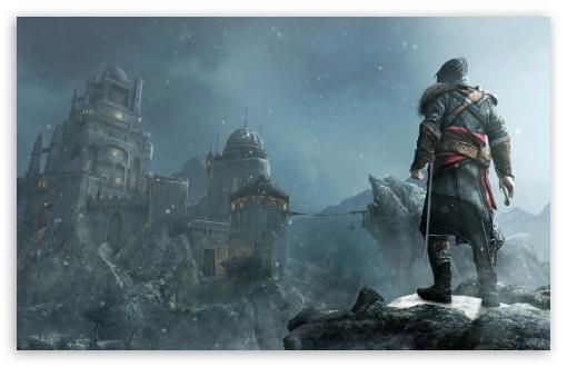 Download Masyaf Discovery - Assassin's Creed... UltraHD Wallpaper