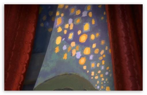 Download Tangled Rapunzel Paintings UltraHD Wallpaper