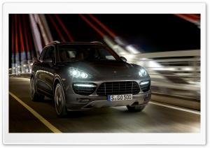 Porsche Cayenne Turbo Night