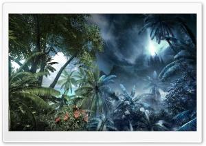 Crysis Jungle Environment