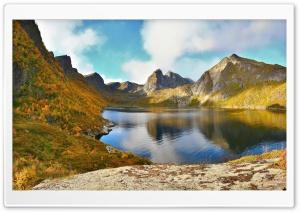 Glacial Lake Autumn