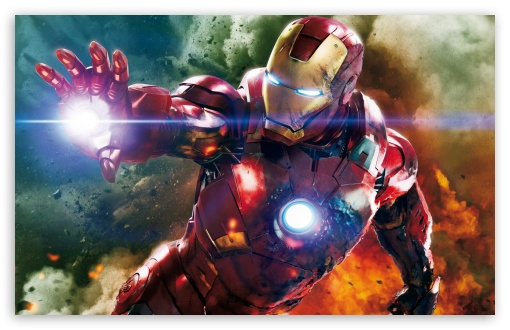 Download The Avengers Iron Man UltraHD Wallpaper